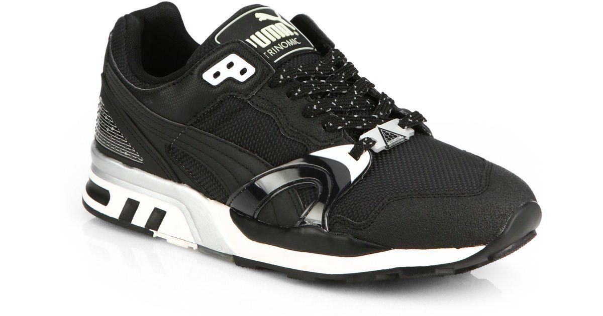 ac9b0d6d71a9 Lyst - PUMA Trinomic Xt2 Plus Tech Sneakers in Black for Men