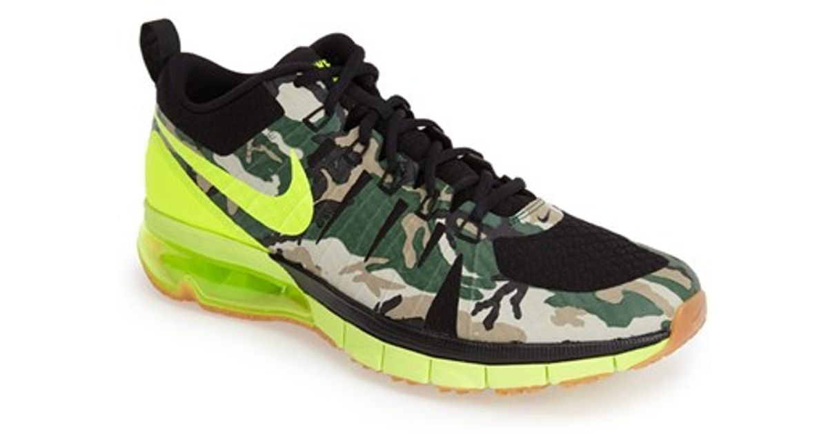 best sneakers 8937e f68ce Lyst - Nike  air Max Tr180 Amp  Training Shoe in Black for Men