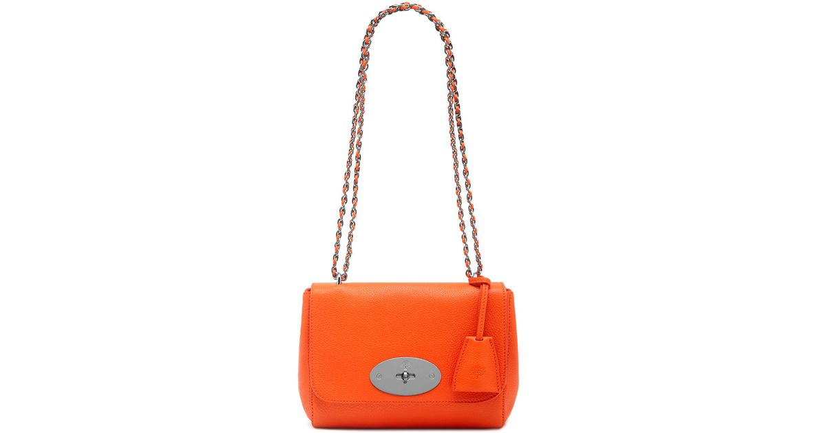 06fbd5cf60 ... real lyst mulberry lily in orange 35197 41dc6