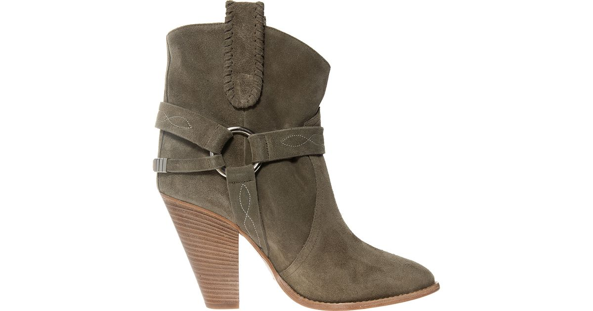 c7b0a97c47a Lyst - Étoile Isabel Marant Rawson Boot in Gray