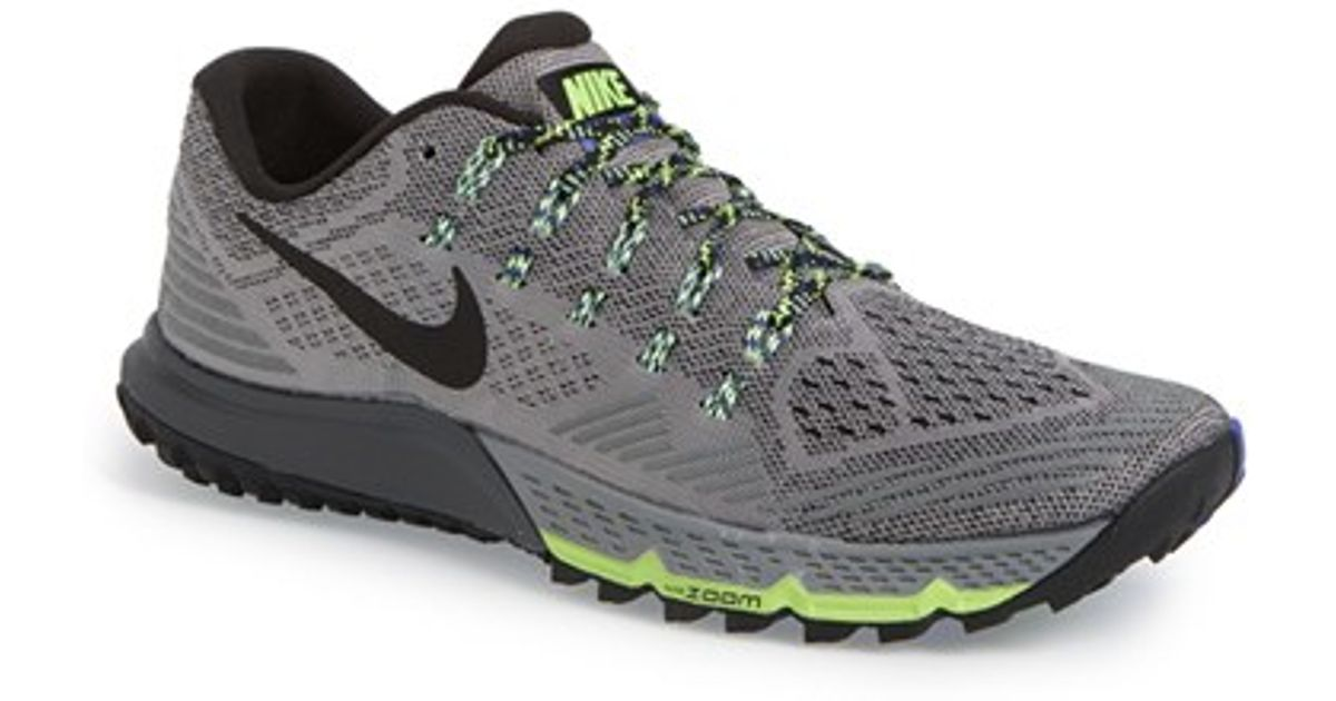e2f9a611df1 Lyst - Nike  Zoom Terra Kiger 3  Trail Running Shoe in Gray for Men