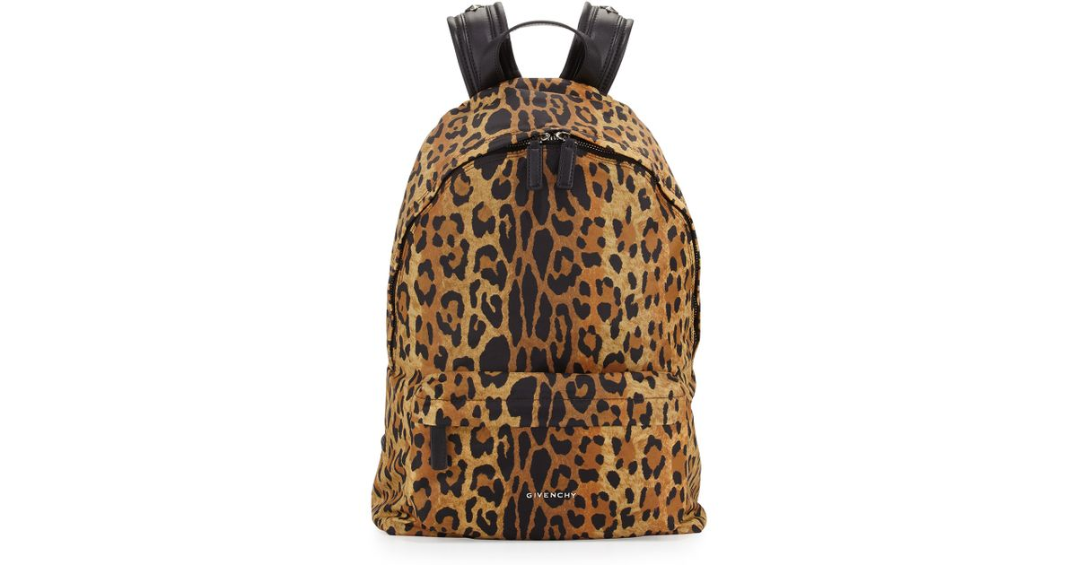 6a736b61de74 Givenchy Antigona Nylon Backpack for Men - Lyst