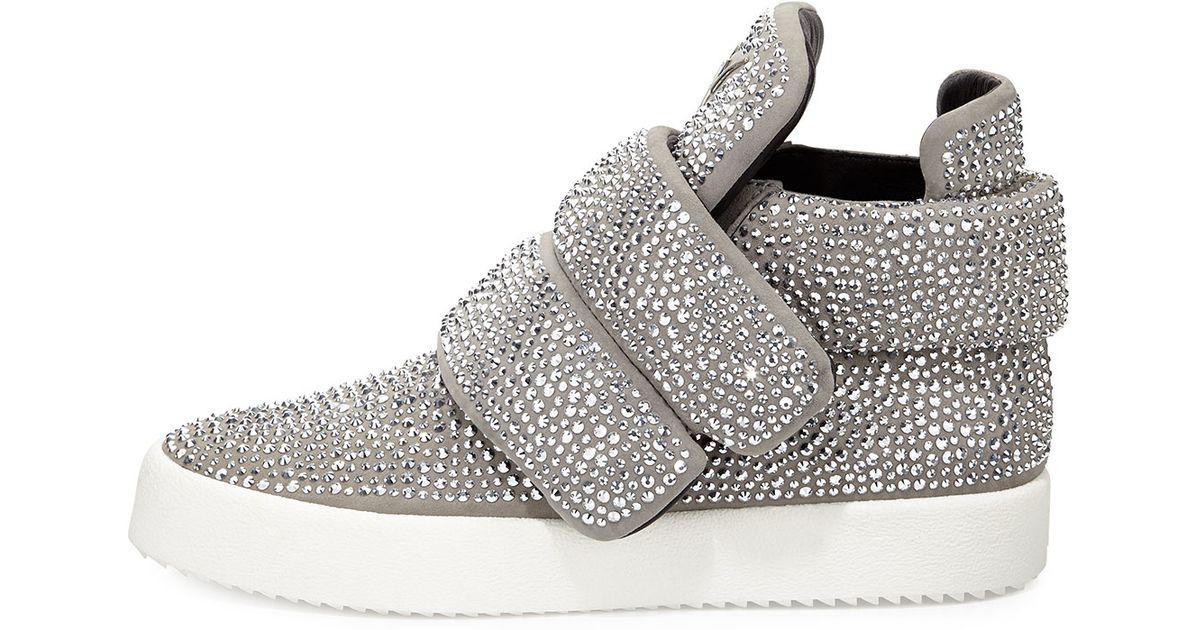 Giuseppe Zanotti Crystal embellished sneakers xH387wAR