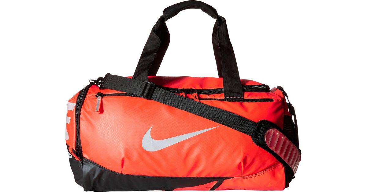 9b919090aa4 ... bags  lyst nike vapor max air small duffel in orange