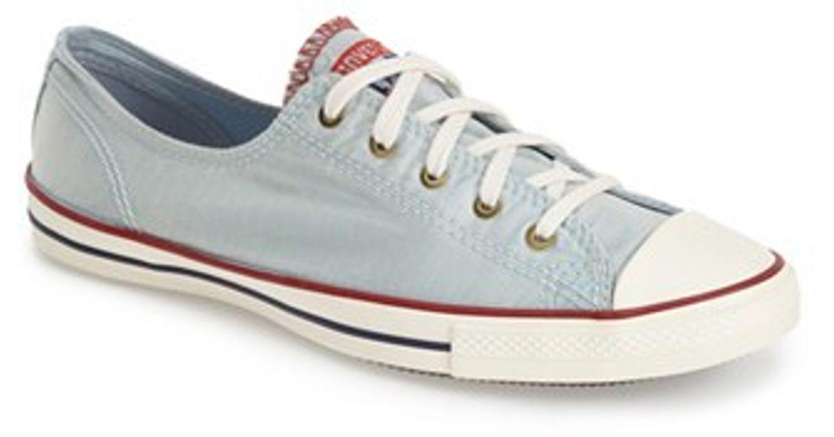 1048657b74b8 Lyst - Converse Chuck Taylor All Star  Fancy Supernova Wash  Sneaker in Blue
