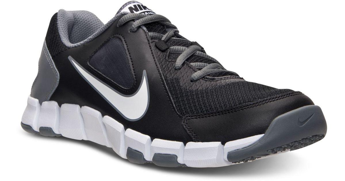 ea6c4dbab0e8 Lyst - Nike Men S Flex Show Tr 2 Training Sneakers From Finish Line in Black  for Men