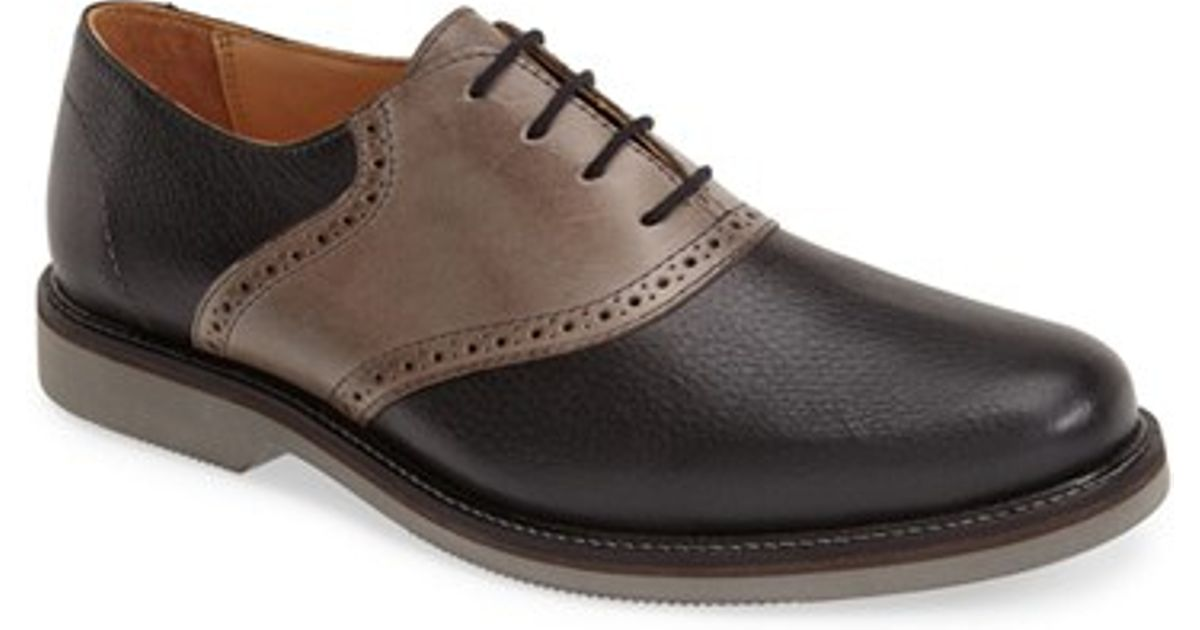 818e70451a7 Lyst - Nordstrom  saddle Up  Saddle Shoe in Brown for Men