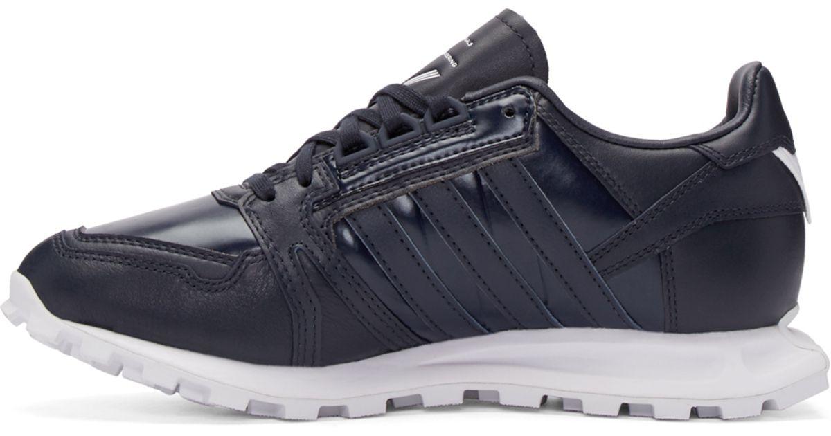 1 sneakers blauw Leather Originals in Adidas Lyst Navy voor Racing heren YZaWXw