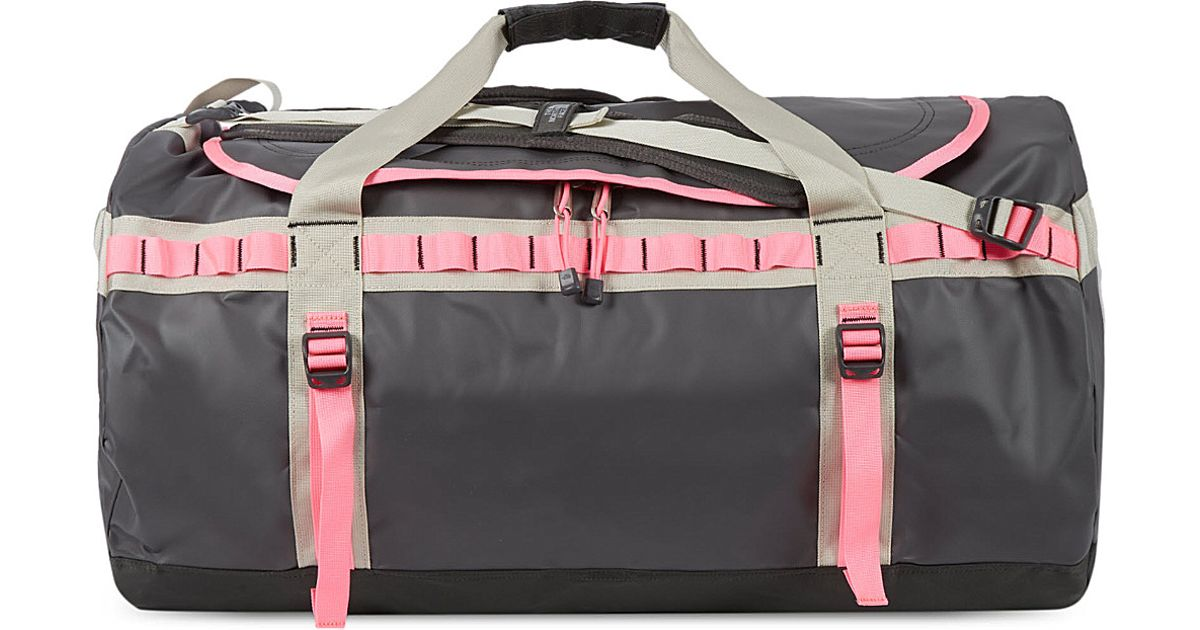 The North Face Large Base Camp Duffel in Gray for Men - Lyst d75bf32a7c21