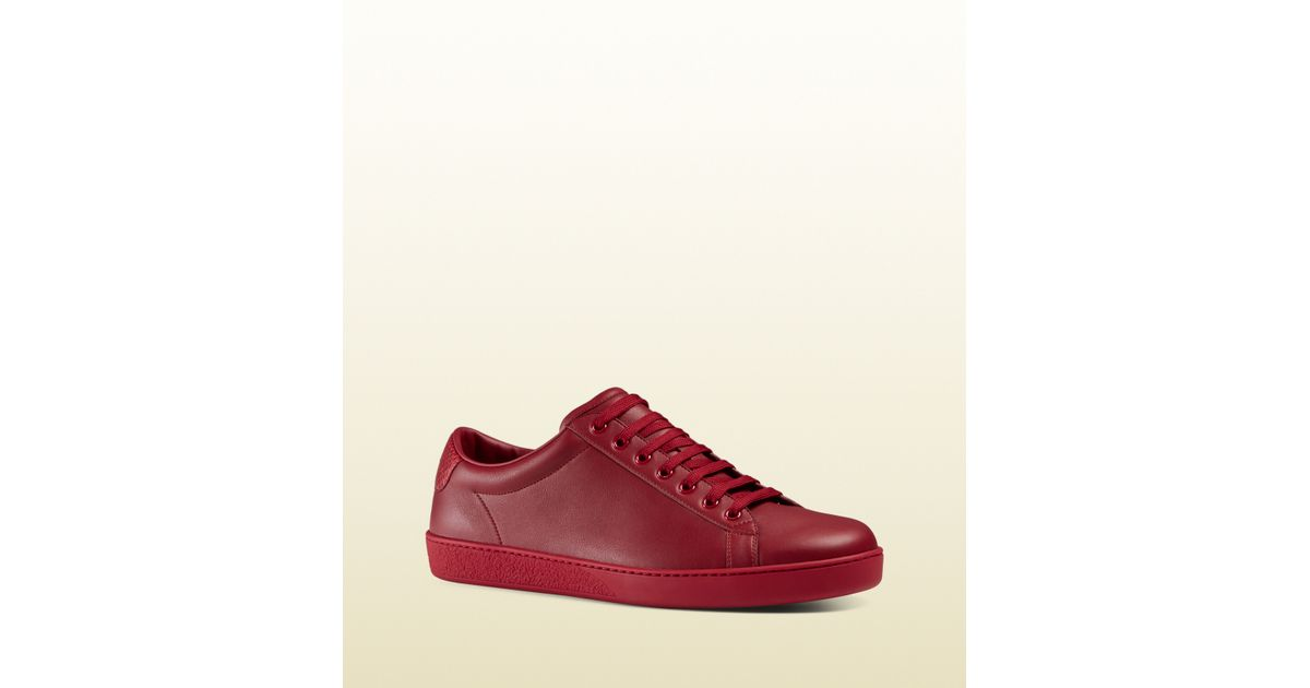 GucciSneaker Low leather AVx5P