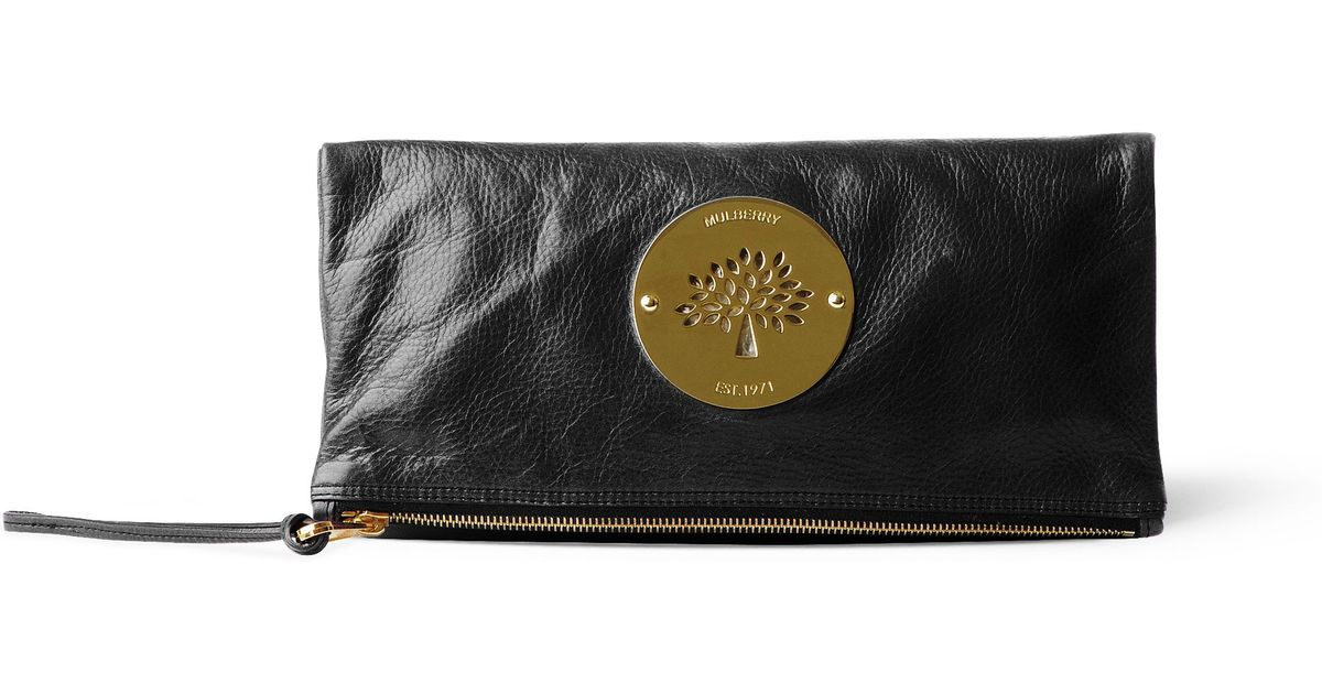 63beb4f4e6 coupon for mulberry black clutch bag 414be 476f5