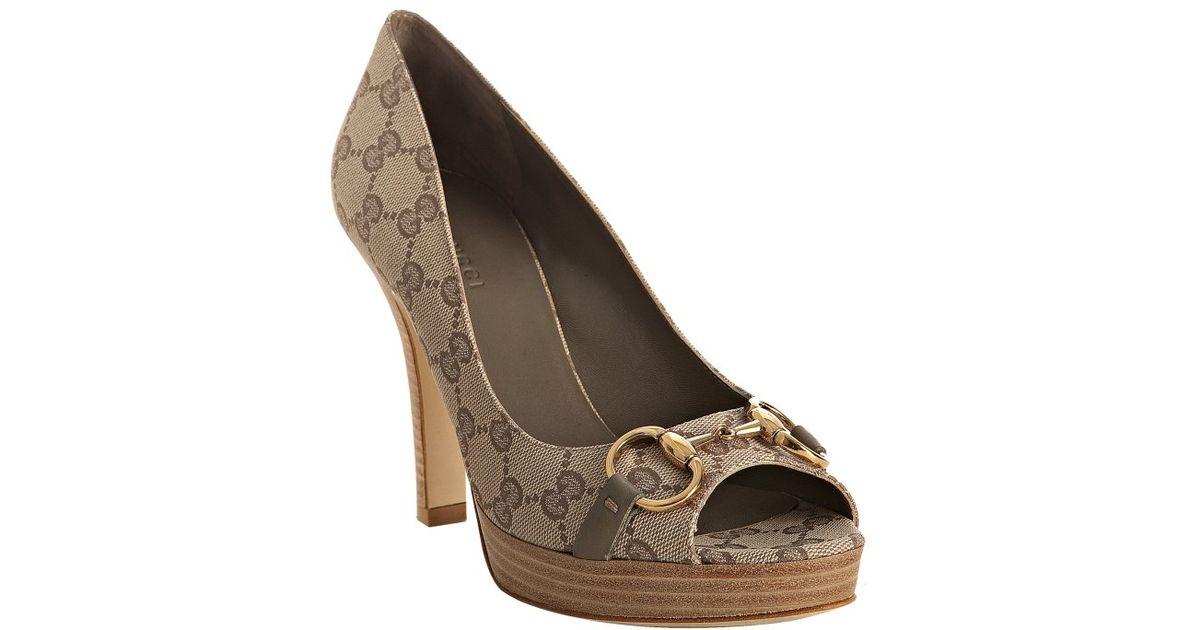 Gucci Cloth Heels SNZcA