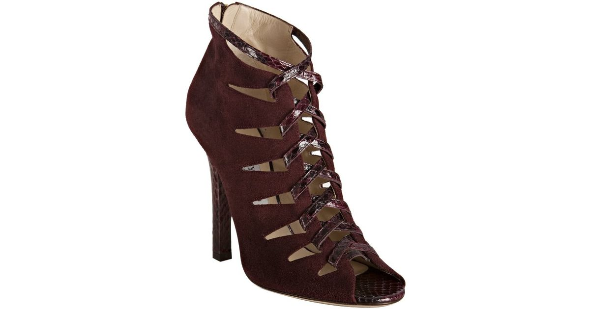 Jimmy choo Kassidy Suede Ankle Boots V73fjgkH