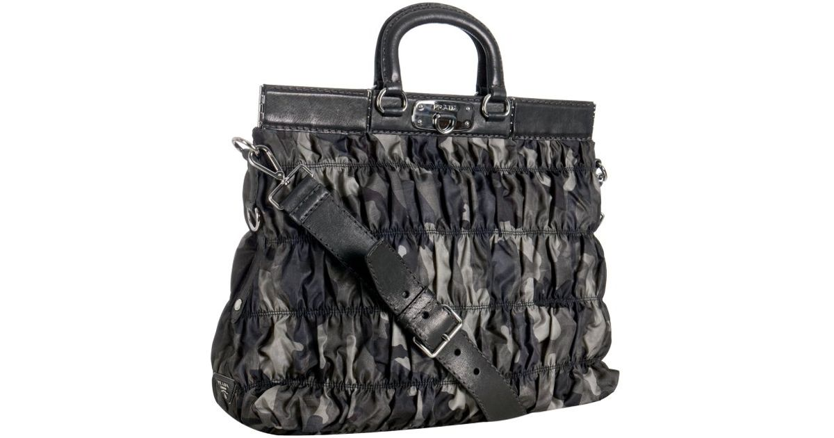 prada tote sale - prada printed handle bag, prada brown leather purse