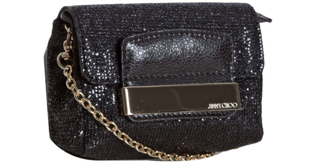 Jimmy Choo London Pre-owned - Cloth clutch bag A6KnY0ih4u