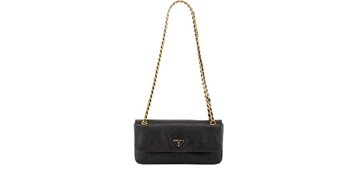 prada black canvas bag - prada lux double shoulder bag calfskin, authentic prada sneakers ...