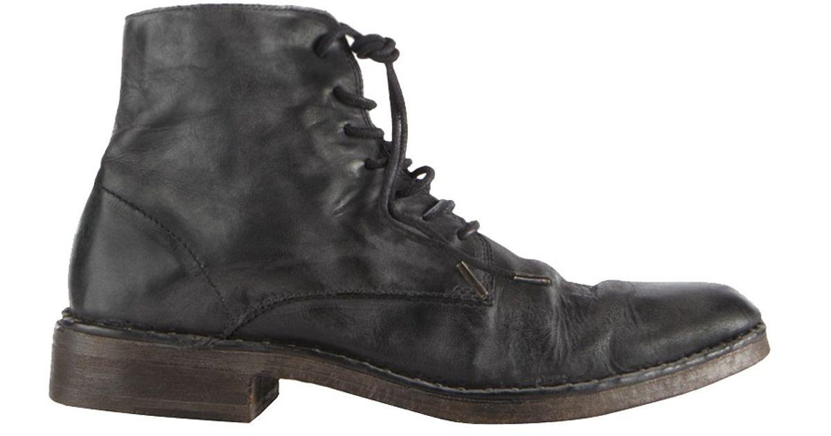 AllSaints Leather Boots