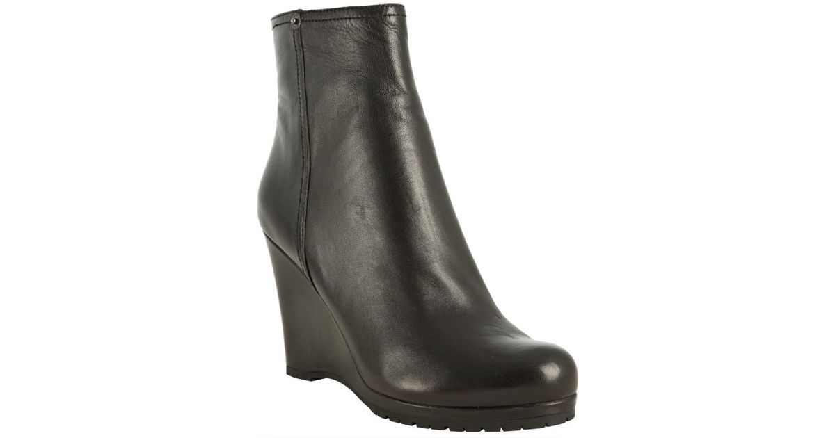outlet amazon Prada Sport Leather Knee-High Boots sast cheap price cheap USA stockist for cheap 3InvPg
