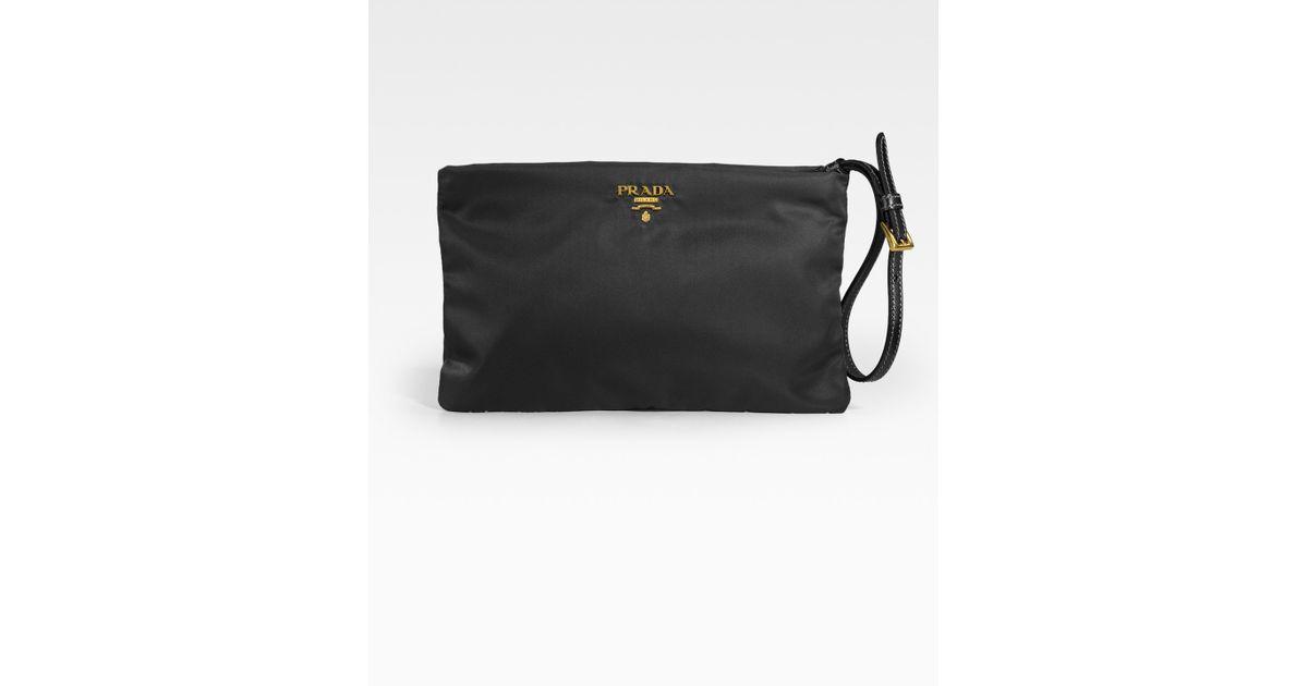 prada small cosmetics bag