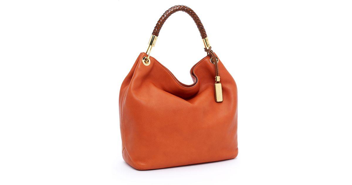 e9703305cb4b Lyst - Michael Kors Skorpios Large Shoulder Bag