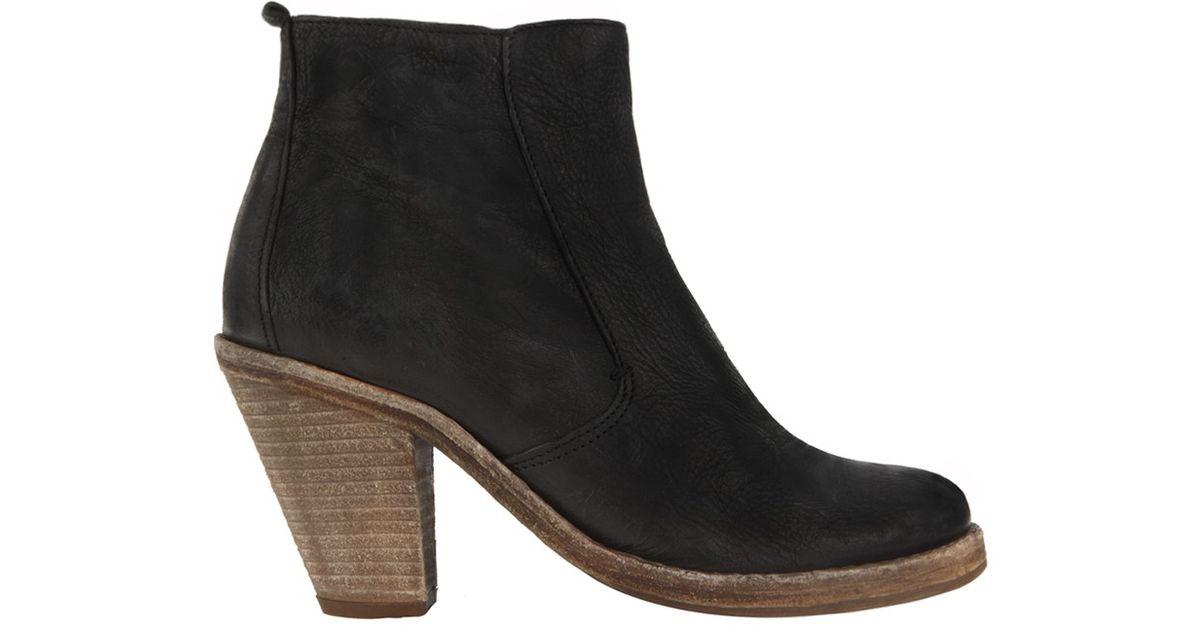 9bd85da5d64697 AllSaints Rustic Boot in Black - Lyst