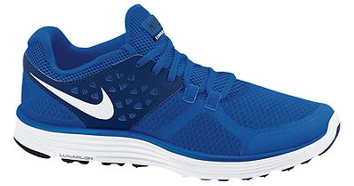 cf3678b0ec9 Nike Lunarswift 3 Mens Running Shoes in Blue for Men - Lyst