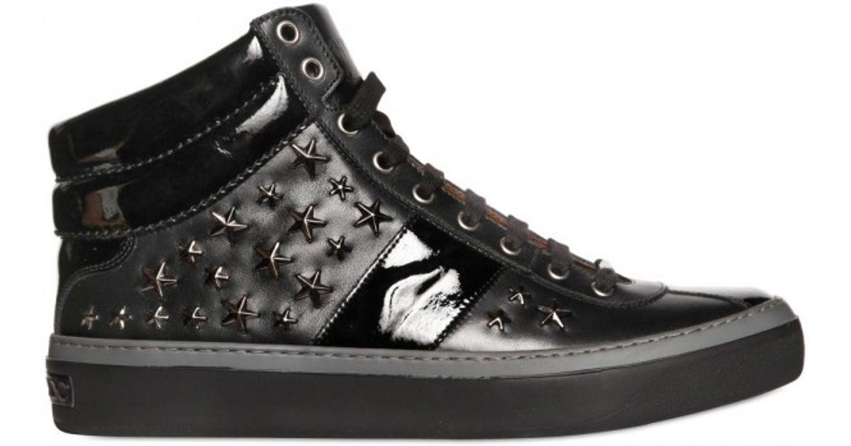 Jimmy choo Star High-Top Sneakers rl57w