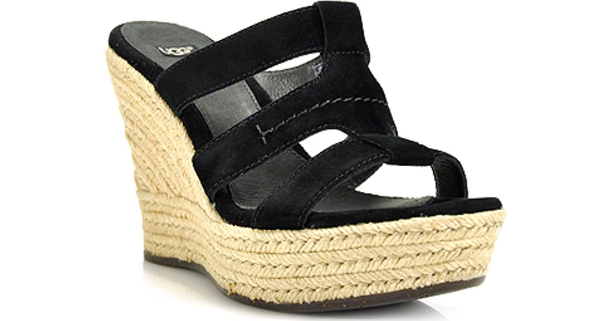 ugg tawnie wedge