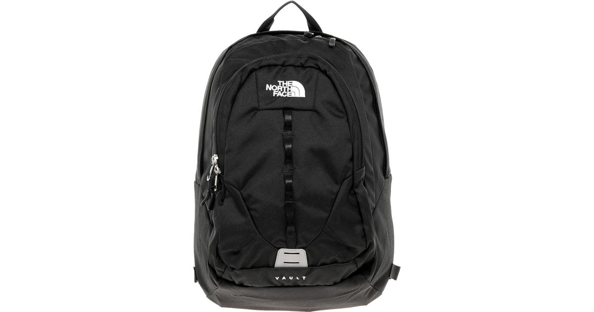 2b1b19b26351 The North Face Vault Backpack in Black for Men - Lyst
