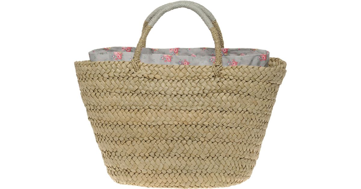sc 1 st  Lyst & Lyst - Cath Kidston Weave Basket in Natural