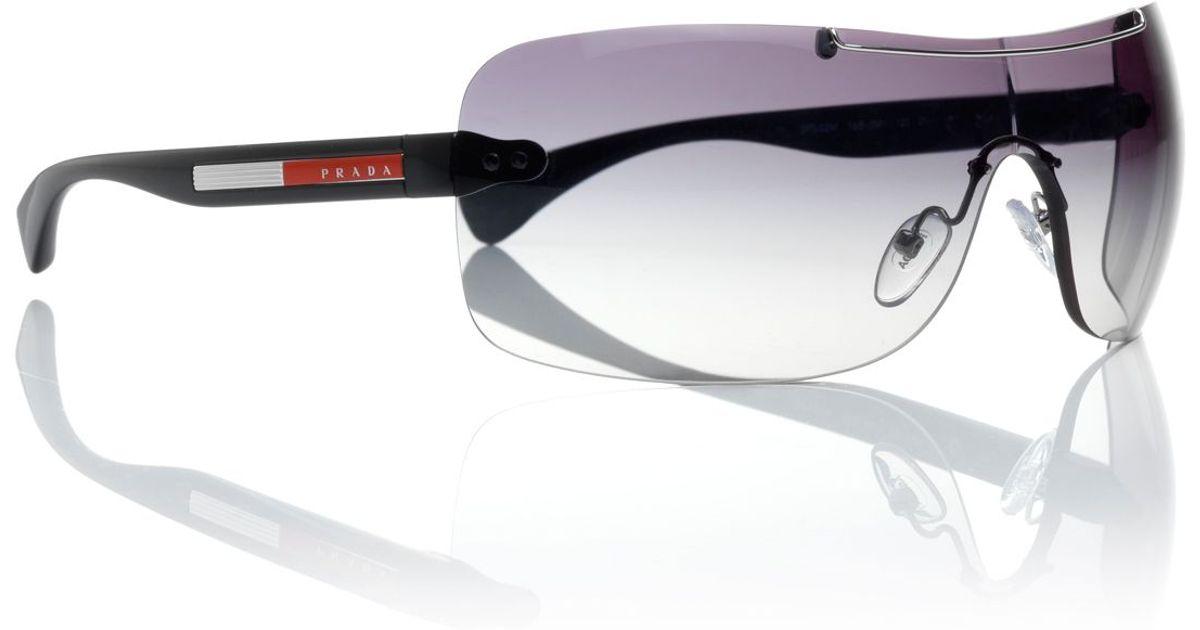 08cc51b5b6aa Prada Sport Sunglasses Linea Rossa