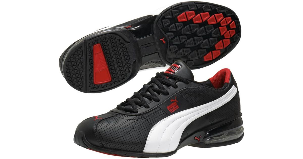 ... e0d0a 65988 Lyst - Puma Cell Turin Sneakers in Black for Men low priced  ... c00a19d527