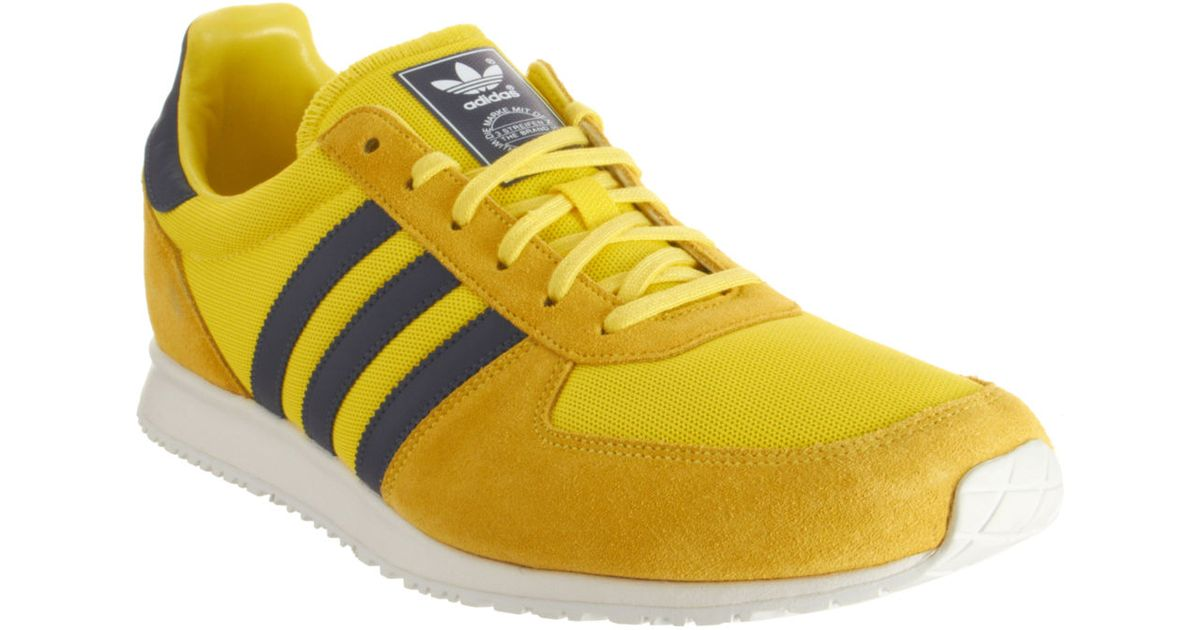 official photos 1a74a fcdcb adidas Adistar Racer in Yellow for Men - Lyst