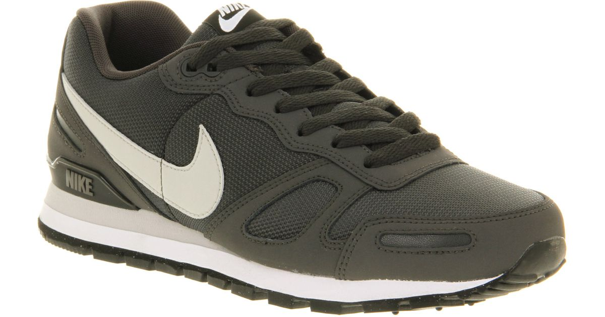 Lyst - Nike Air Waffle Trainer in Black for Men 862802697
