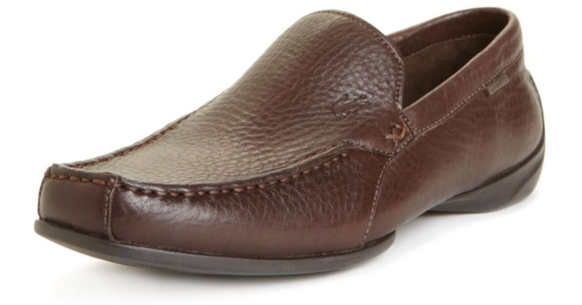 6ec5a9c00 Lyst - Lacoste Argon Lexi 2 Loafers A Macys Exclusive in Brown for Men