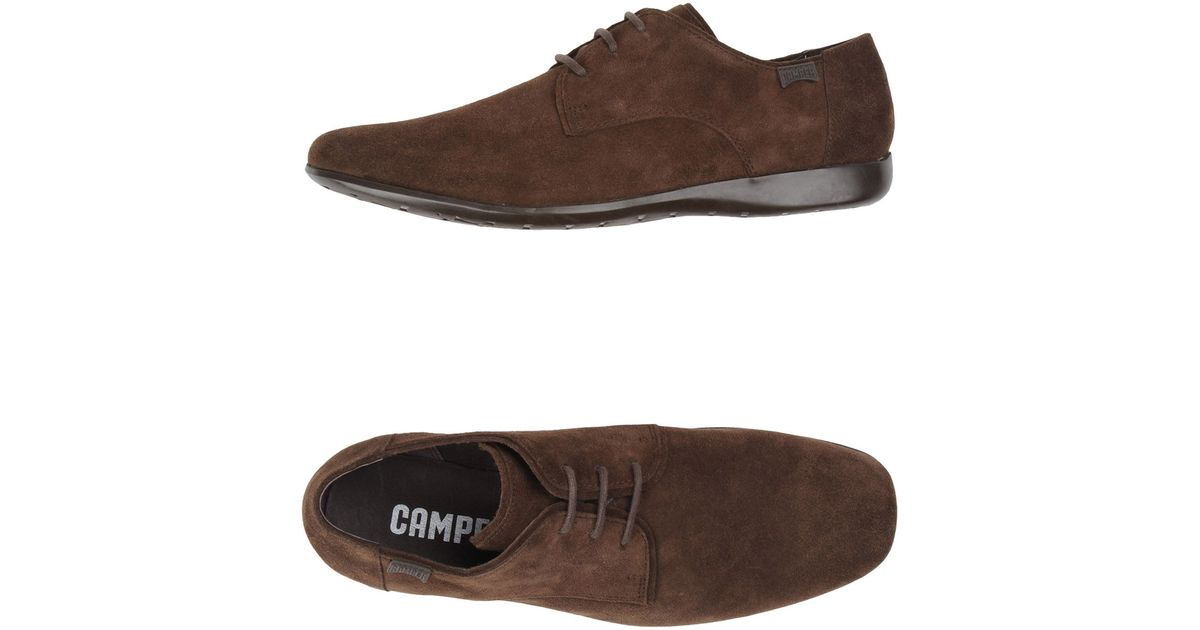 4f26a4a50efe83 Lyst - Camper Laced Shoes in Brown for Men