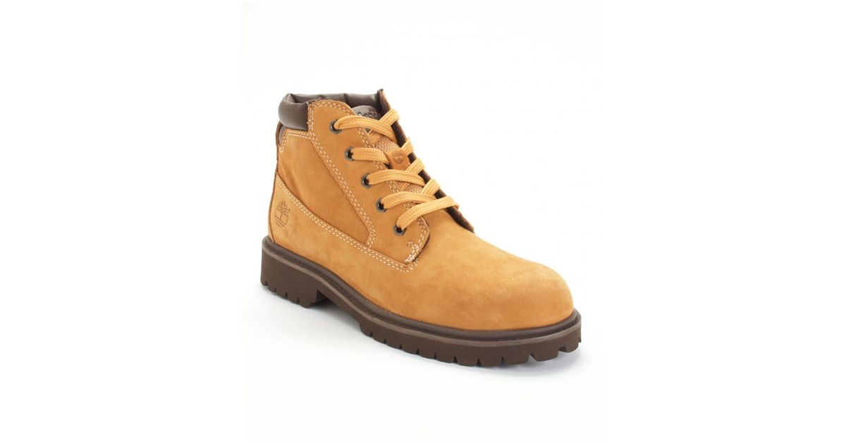 a98f47659cd61 Lyst - Timberland  Donna  Comfort Boots in Brown