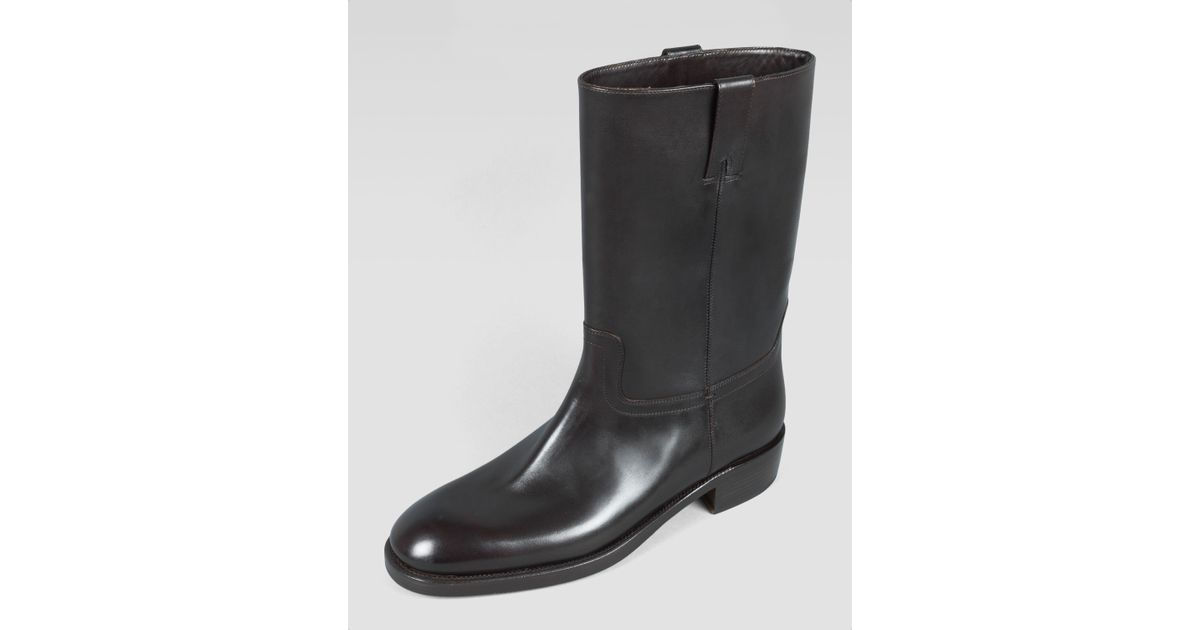 Tom ford Marshall Tall Boot in Black for Men | Lyst