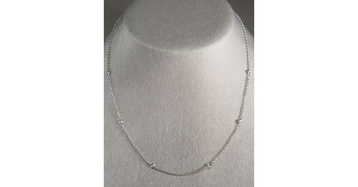 Penny Preville Diamond Eyeglass Chain