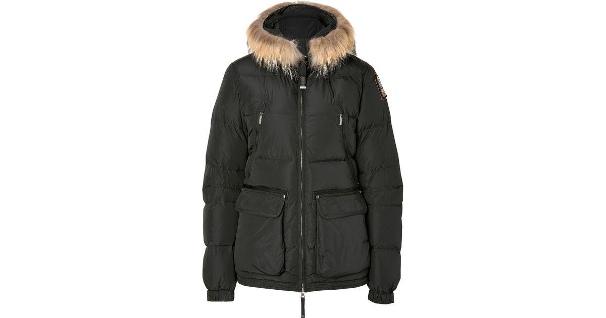 parajumpers alaska down jacket