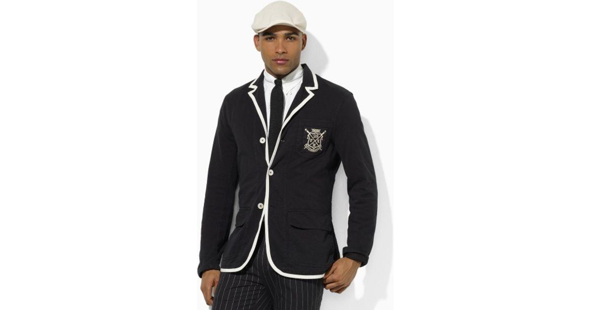 Blazer polo ralph lauren homme - Idée de Costume et vêtement 6f9701c2b69