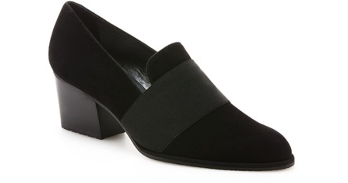 Stuart Weitzman Zoliver Suede Pumps with paypal for sale fadEF0