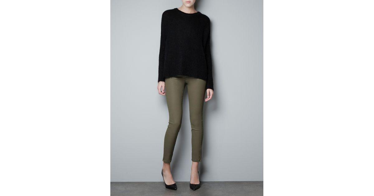 Zara Square Cut Sweater 108