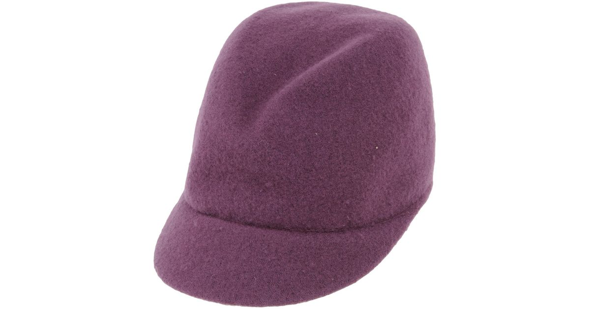 Lyst - Kangol Hat in Purple d6cfb4725e2