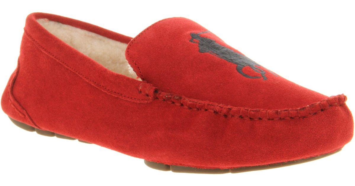 Polo Ralph Lauren Mens Slippers