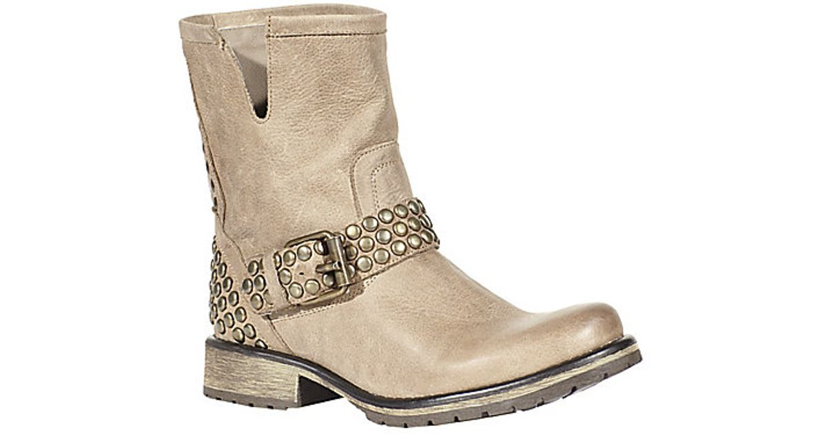 a61044ab8df Lyst - Steve Madden Fraankie in Natural
