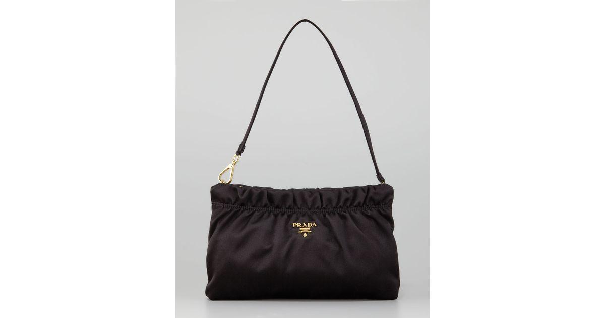 prada handbags and purses - prada satin shoulder bag, prada saffiano lux tote sale