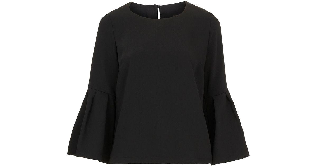 Long Sleeve Blouse Topshop 15