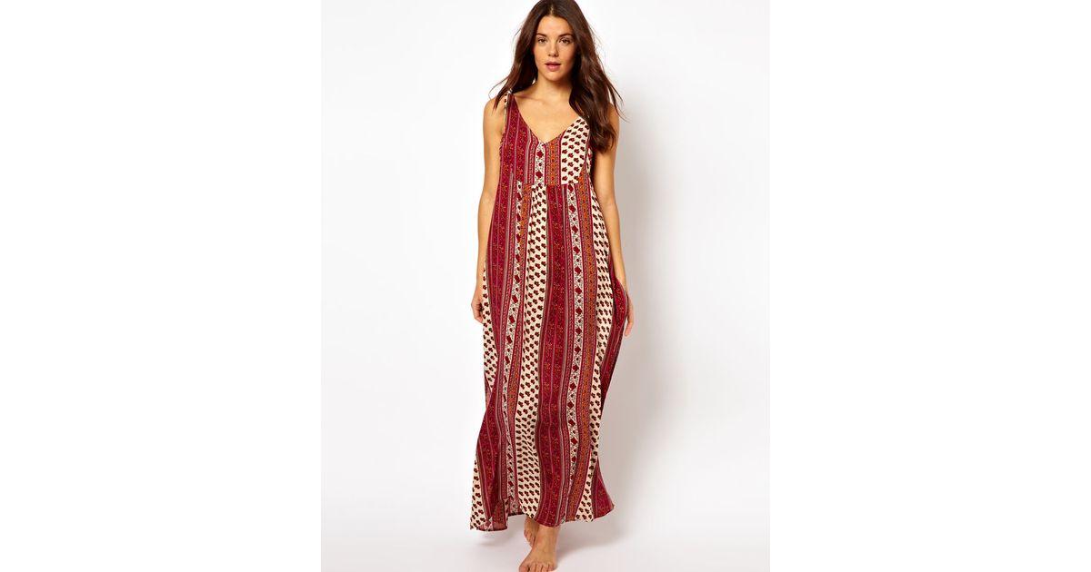 Minkpink maya maxi dress