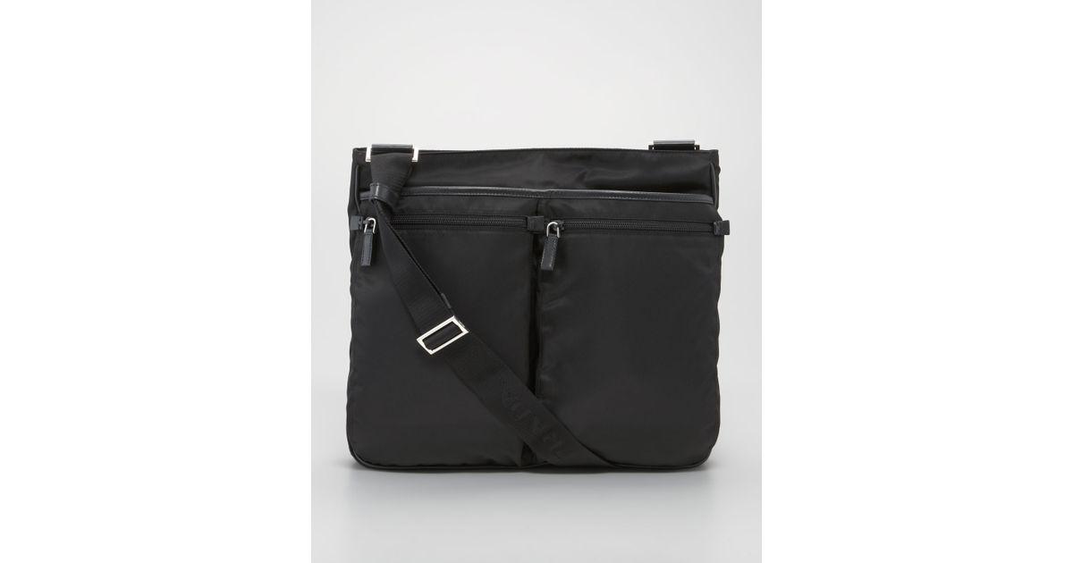 prada crossbody messenger bag bt0687